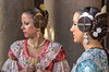 VALENCIA. DAMIGELLE. (FRANCO600D) Tags: valencia lasfallas folklore tradizioni spagna costumi ragazze chicas festa vestiti falleras dame donzelle gioielli eleganza pettinatura profilo girls ladies canon eos600d sigma franco600d