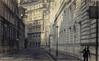 Alone in London (buffdawgus) Tags: canonpowershots400 england lightroom5 london streetscene streetshot topazsw unitedkingdom