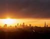 London Dawn (DaveWilliams) Tags: parliament hill shard walkie talkie sun city londonist gherkin hampstead