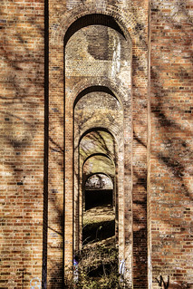 Dollis Brook Viaduct, Finchley