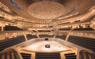 Elbphilharmonie -- Inside I