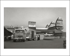 Vehicle Collection (7244) - International (Steve Given) Tags: truck lorry workingvehicle aircraft unload load
