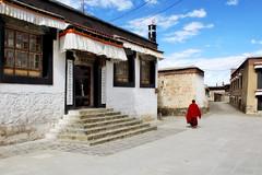 aR_TIBET_77 (Arnaud Rossocelo) Tags: tibet tibetan monk lhassa dalai lama potala stupa monastery temple buddha buddhism statue shigatse lake namtso yamdrok everest