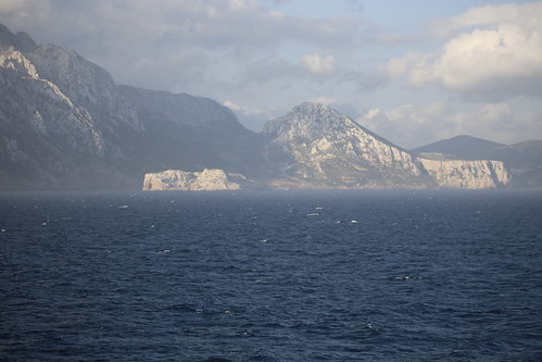Strait of Gibraltar.