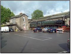 Preserved Steam 4 (trafalgar45682) Tags: bristol barton hill 71000 duke gloucester