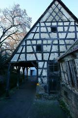 Waiblingen - Stadt an der Rems (Lutz Blohm) Tags: waiblingen altstadt rems fachwerkhäuser historischealtstadt sonyfe1635mmf4 sonyalpha7aii