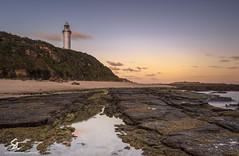 Norah Head Sunset (Seany99) Tags: norahhead sunset nswcentralcoast longexposure nsw australia lighthouse leebigstopper