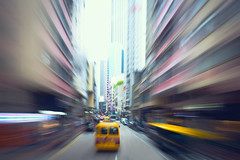 Motion blur traffic (Patrick Foto ;)) Tags: asia bicycle blur blurred building bus car city cyclist driving hongkong landmark motion motorbike motorcycle new people place rider road signage speed square street sydney taxi tourism traffic transportation travel urban york