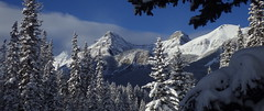 Canadian Rockies majesty (Jeff Goddard 32) Tags: canada canadianrockies banffnationalpark alberta winter december