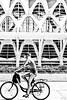 Valencia (that Geoff...) Tags: canon powershot spain espania spanish valencia architect architecture ciudad palais de las artes santiago calatrava sky g7x cyclist girl cycling bicycle mono monochrome blackandwhite bw