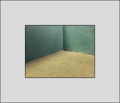 Escape is difficult (Bob R.L. Evans) Tags: conceptual minimalism unusual symbol ipadphotography