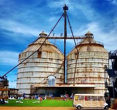 The silos (hondasniper) Tags: magnolia texas thesilostx tvshow chipandjoanna gains joanna chip fixerupper fixxer fixer upper fixed wacotexas wacotx waco thesilos silos