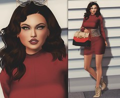 POST #178 (Gabriella Corpur) Tags: catwa glamaffair bloom sintiklia thechapterfour kustom9 mowie hairology indented treschic kccouture moccino anybody