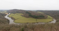 View from Symonds Yat East (mark_fr) Tags: symonds yat east west river wye vew viewpoint forestry comission