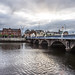 QUEEN'S BRIDGE JUST BEFORE NIGHTFALL [BELFAST] REF-104954