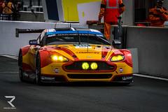 #99 Aston Martin Racing Aston Martin Vantage V8 GBR, Fernando Rees BRA, Alex MacDowall GBR, Richie Stanaway NZL- (@NFNITM) Tags: mans le lemans fia aco 24h wec lemans24hours 24hoursoflemans lemans24hrs lm24 24lm fernandoreesbra 99astonmartinracingastonmartinvantagev8gbr alexmacdowallgbr richiestanawaynzl