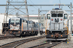 Loco Yard Occupants (sullivan1985) Tags: newjersey nj mmc njtransit njt kearny emd njtr meadowsmaintenancecomplex
