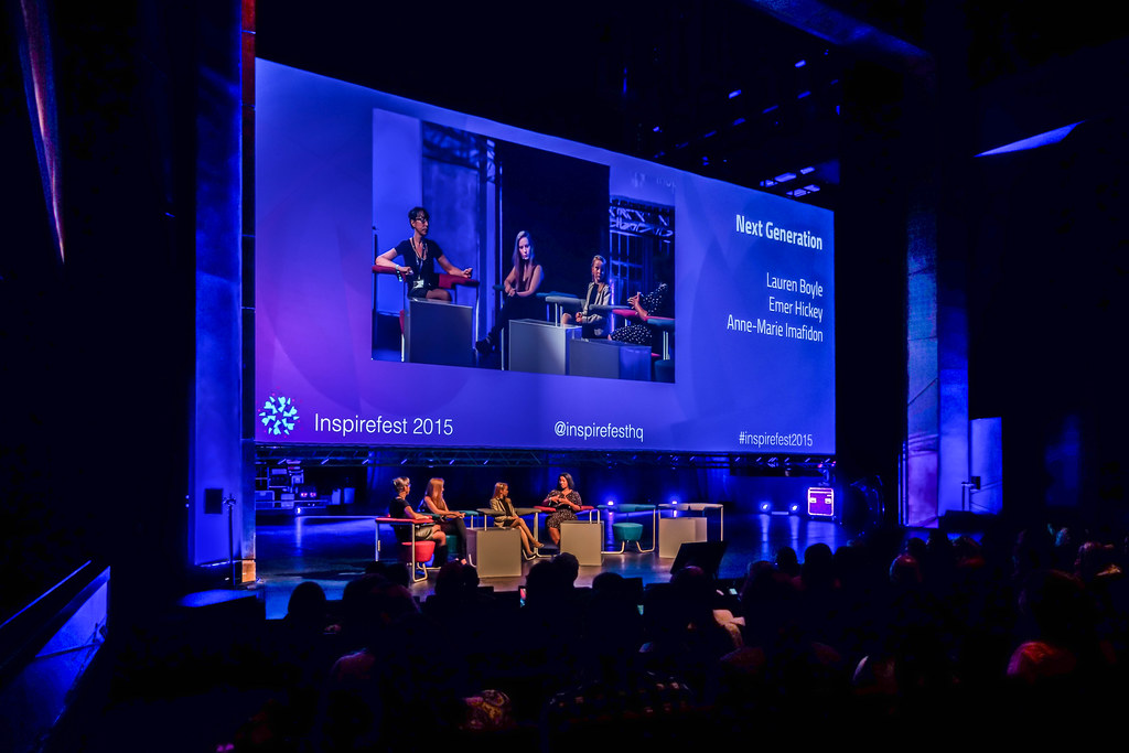 THE NEXT GENERATION PANEL [INSPIREFEST 2015] REF-105774