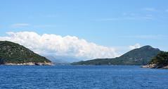 Island Hopping - ipan (scuba_dooba) Tags: trip cruise sea islands boat europe south eu croatia east balkans southeast peninsula yugoslavia adriatic balkan elafiti elaphiti elaphites otoci kalamota calamotta ipan sipan elafitski
