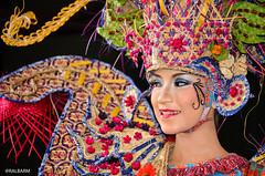 SEMARANG ART COSTUME (act and art) Tags: beauty model nikon women traditional parade tradition semarang potrait