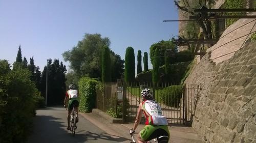 Joke en Jos weer terug in Girona