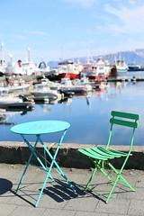 La mesa (Sonia Layola D.) Tags: iceland islandia reykavik