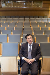 Dong Wei en el CCK (Ministerio de Cultura de la Nación) Tags: china delegación recorrida espiñeira ministeriodeculturadelanación centroculturalkirchner