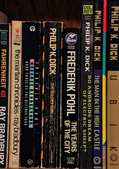 The Science Fiction Shelf