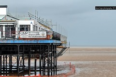 Cleethorpes - North East Lincolnshire (SteveH1972) Tags: uk england coast pier seaside europe britain lincolnshire cleethorpes northernengland 2015 canonef70200mmf28lusm northeastlincolnshire nonis canon600d