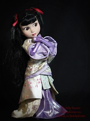 Tokyo Patience (thedollydreamer) Tags: tokyo doll vinyl limitededition articulated patience soldout tonner roberttonner wildeimagination tokyopatience thedollydreamer bridgetdellaero