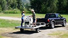 Ewan Ranch (Tracy Hunter) Tags: ranch picnic 4thofjuly monatana