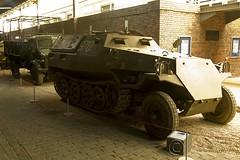 German SDKFZ (Drew Hillier) Tags: museum plane war tank britain battle aeroplane duxford imperial imperialwarmuseum battleofbritain iwm