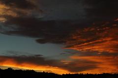 Sunset 7 14 15 #16 (Az Skies Photography) Tags: sunset red arizona sky orange cloud sun black rio yellow set skyline clouds canon skyscape eos rebel gold golden dusk 14 salmon july az rico safe nightfall twighlight 2015 arizonasky arizonasunset riorico rioricoaz t2i 71415 arizonaskyline canoneosrebelt2i eosrebelt2i arizonaskyscape 7142015 july142015