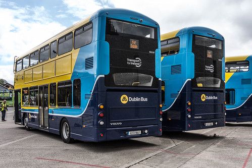 90 NEW BUSES FOR DUBLIN CITY [AUGUST 2015] REF-106970