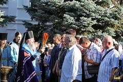83. The blessing of water on the day of the Svyatogorsk icon of the Mother of God / Водосвятный молебен в день празднования Святогорской иконы Божией Матери