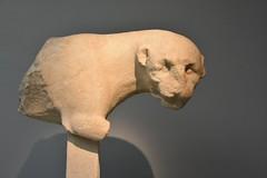 Sculpture from the Mausoleum of Halicarnassus, ca. 350 BCE (2) (Prof. Mortel) Tags: london mausoleum britishmuseum halicarnassus