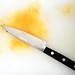 Cuchillo rojo