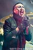 Marilyn Manson @ The End Times Tour, DTE Energy Music Theatre, Clarkston, MI - 08-05-15