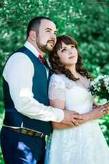 Love is not looking at each other, but looking in the same direction. (evgeny.gubarev) Tags: wedding portrait nature fun outdoors groom bride outdoor weddingceremony weddingphoto weddingphotographer weddingphotography lovelyphoto