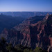 Grand Canyon a luz da lua