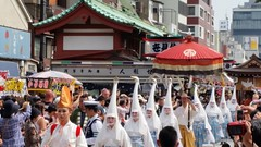 Shirasagi no mai (lstr  clonn) Tags: japan no mai  nippon asakusa japon sanjamatsuri japn   shirasagi  japan2015  daigyoretsu