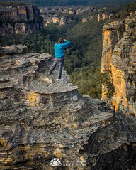 Gardens of Stone Tog Snaps Lost Ark Point (Gary Hayes) Tags: blue mountains pagoda rocks bluemountains gos newnes wolgan unprotected stateforest benbullen gardensofstone
