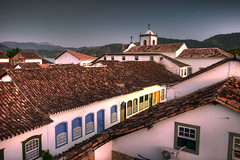Colonial Daze (hapulcu) Tags: riodejaneiro bluehour brasil brazil bresil parati paraty colonial dusk