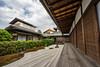 The Dry Garden (Pikaglace) Tags: sony a7 kyoto japan japon garden jardin zen sec dry religion temple architecture japanese japonaise gravier stone symbolism wooden