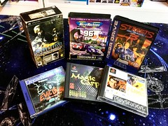 Photo of Pickups. #sega #psp #ps1 #dreamcast #megadrive #retrovideogames #videogameroom #videogamecollection #videogames #mancave #retrogames #retrogaming #retro #gameshed #gamesroom #collection #r