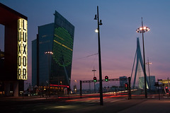 Rotterdam by Night (BrownyNL) Tags: luxortheater rotterdam nederland eos canon zuidholland countries netherlands