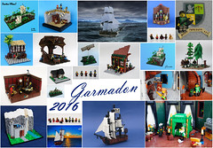 2016 (Robert4168/Garmadon) Tags: lego 2016 garmadon bobs brethrenofthebrickseas guildsofhistorica goh ship alllegoscene collage