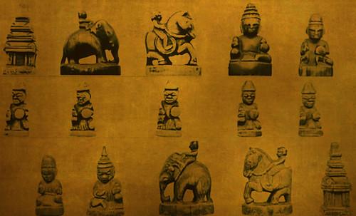 """Chaturanga-makruk / Escenarios y artefactos de recreación meditativa en lndia y el sudeste asiático • <a style=""""font-size:0.8em;"""" href=""""http://www.flickr.com/photos/30735181@N00/31710114223/"""" target=""""_blank"""">View on Flickr</a>"""