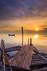 Welcome Winter (paulosilva3) Tags: ria de aveiro sunrise boat water longexpos little stopper lee filters canon manfrotto lowepro