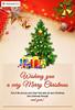 Wish you all a Merry Christmas (bhartieye) Tags: christmas merry bharti eye eyecare delhi hospital foundation
